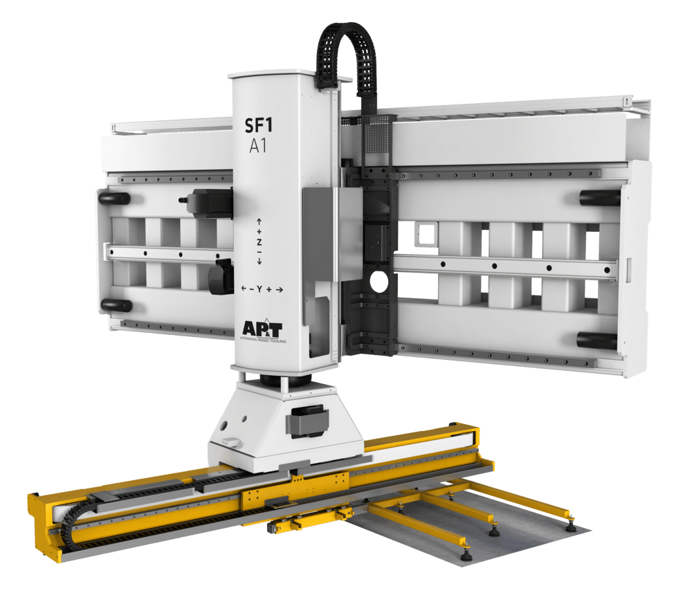 SpeedFeeder 130 T2 4-Axis