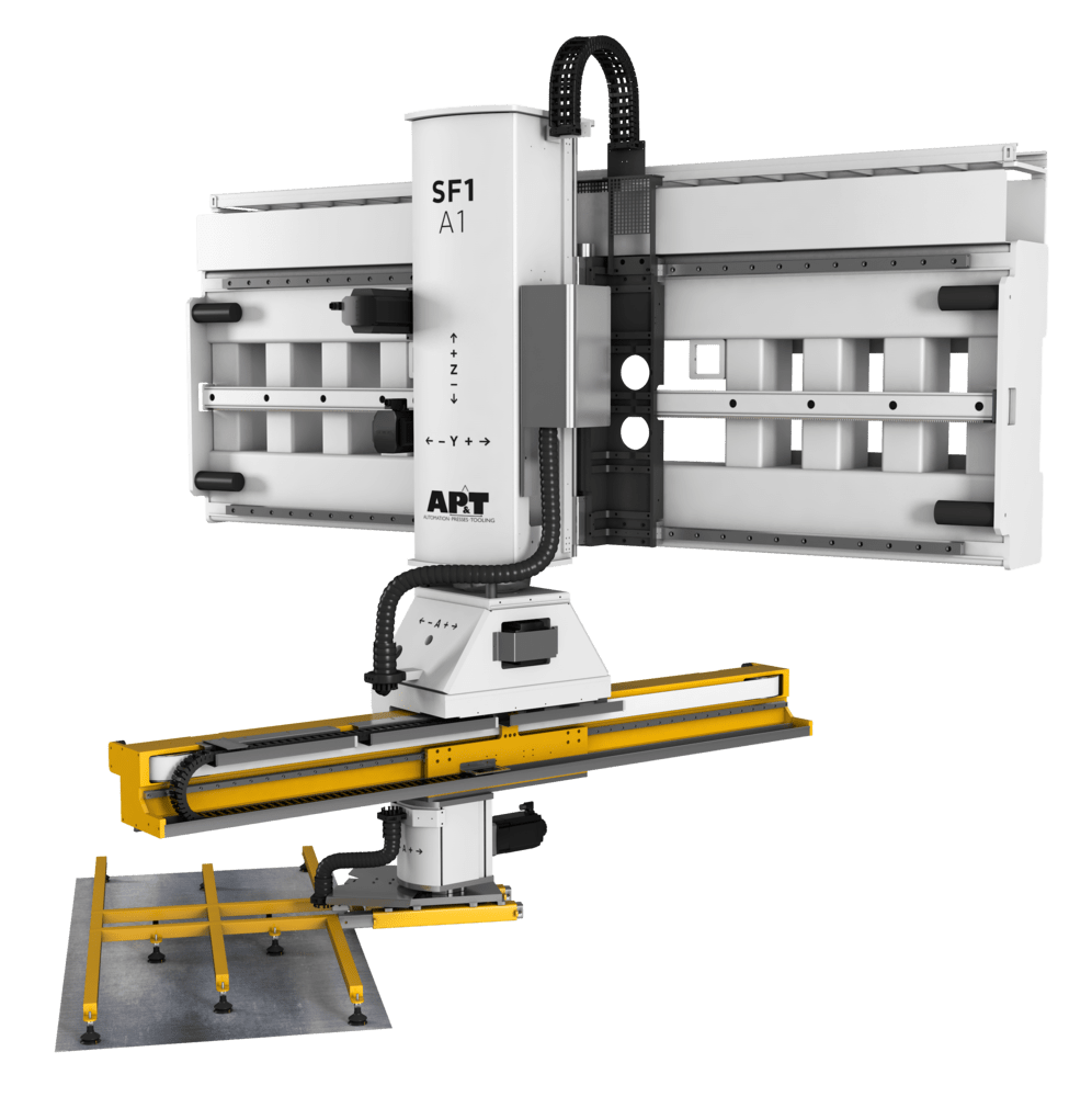 SpeedFeeder 130 T2 5-Axis