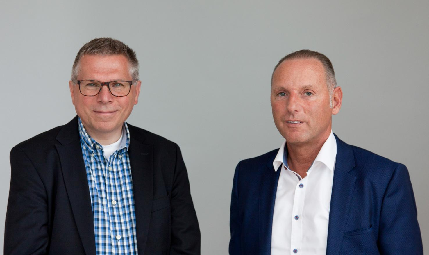 In new roles at AP&T: Director Business Development Per Josefsson and Chief Sales Officer Gerald Schulz.